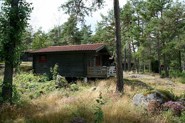 Hus Boköstugorna Gryts skärgård