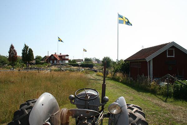 Levande skärgård på Bokö